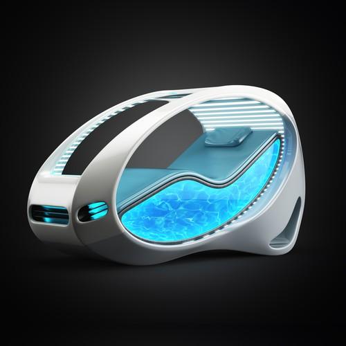 Runner-up design by djolle