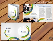 Brochure design by sadzip