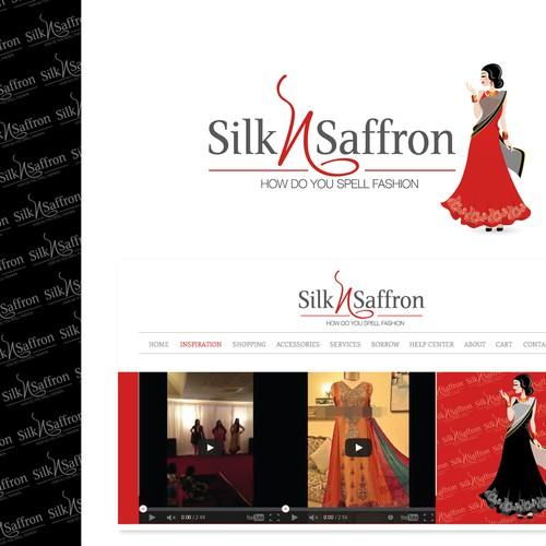 Logo For Silknsaffron Logo Design Contest 99designs