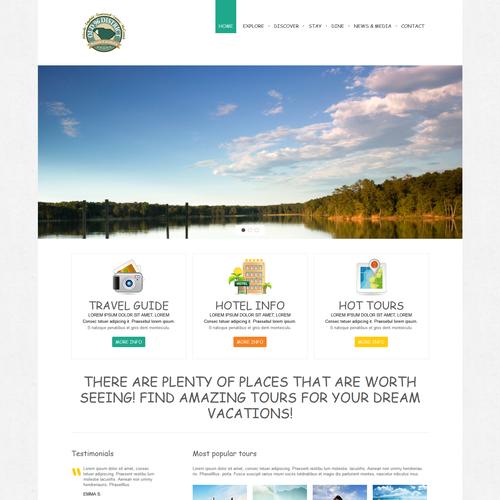 Diseño finalista de globalindiatech