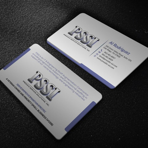 The most compelling business card for an existing small business runner up design by g bird colourmoves