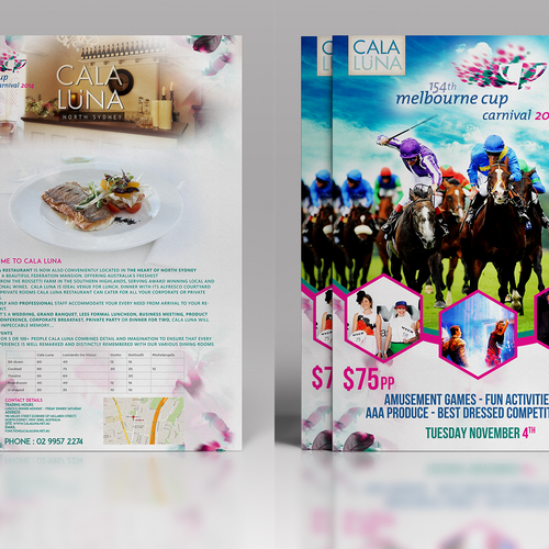 Runner-up design by Semas Studio™