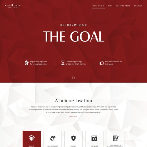 Runner-up design by De Ody
