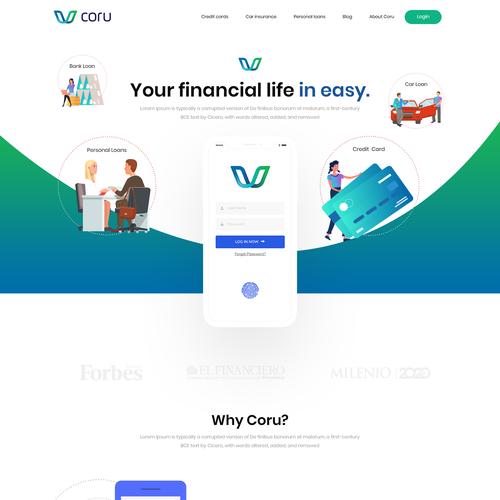 Diseño finalista de UX/UI Designers
