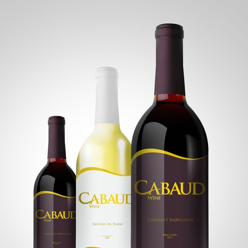 Wine Label Design by titoyudha