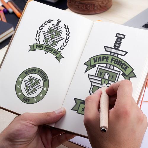 Runner-up design by $emiotic