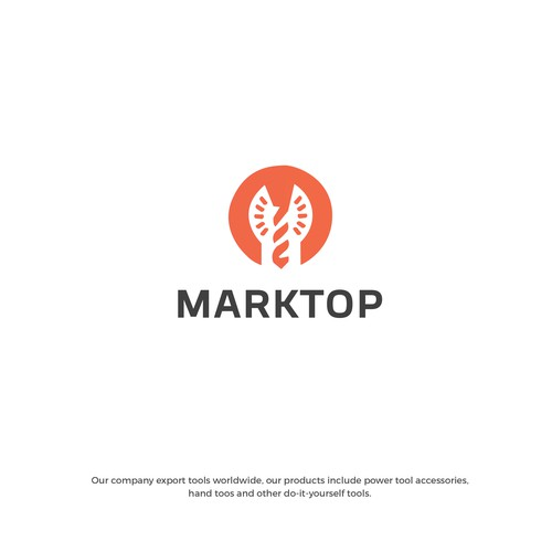 Marktop tools needs a product logo for their power tools accessories runner up design by ashous solutioingenieria Gallery