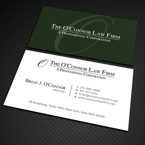 Create a business card for law firm business card contest runner up design by newtonx reheart Gallery