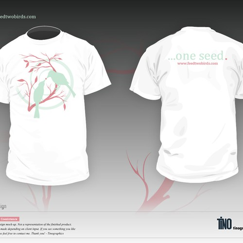 Runner-up design by Tinographics