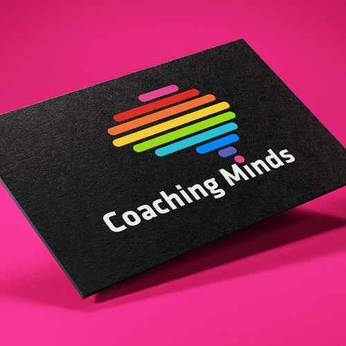 Mind Coaching Company needs a modern, colorful and abstract logo! Design by Victor01