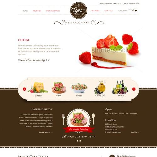 Runner-up design by Dreams Designer