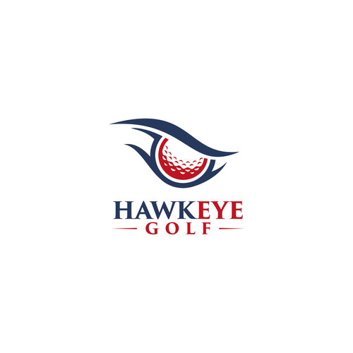 Hawkeye Golf Needs A Logo For Its Golf Clubs Logo Will Be On The Head Shaft Or Grip Of The Club Logo Design Contest 99designs