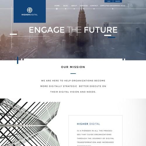 Diseño finalista de Digital_Room
