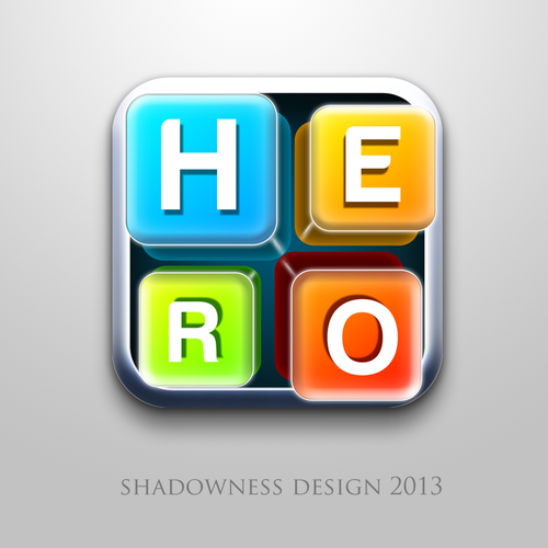 Runner-up design by Shadowness
