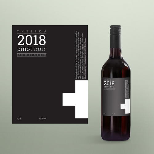 Runner-up design by c/star