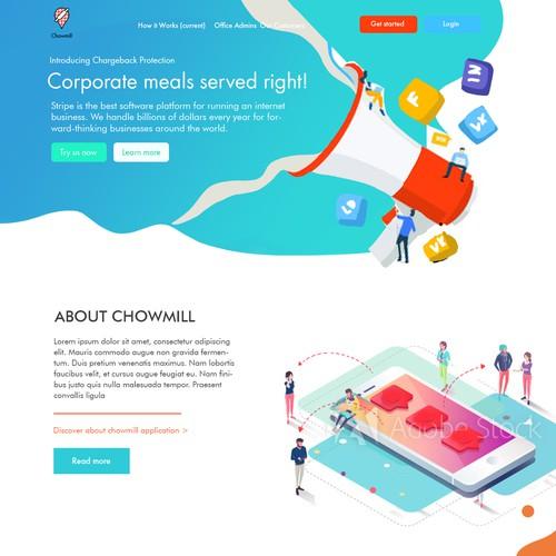 Runner-up design by Art Diva Design