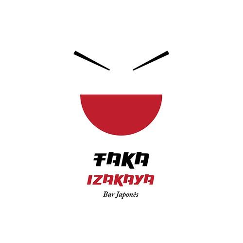 Criar um logo para um bar japonês Design por White Crow Design