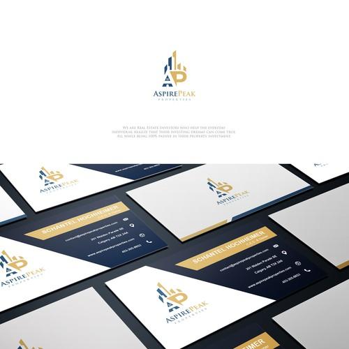 Runner-up design by Oriopixel