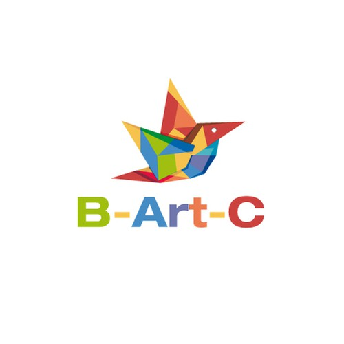 Start up global arts crafts company needs a new powerful for Arts and crafts logo