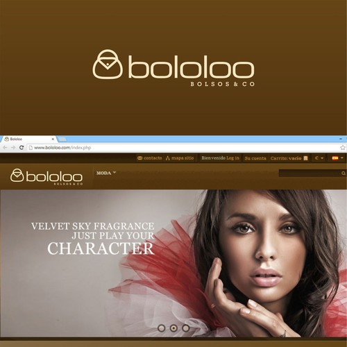 Runner-up design by BaliD