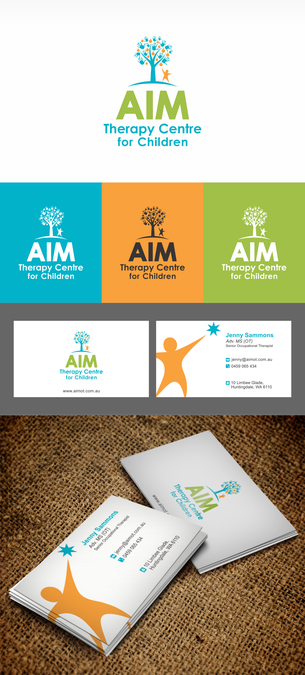 Re Design Logo And Business Cards For
