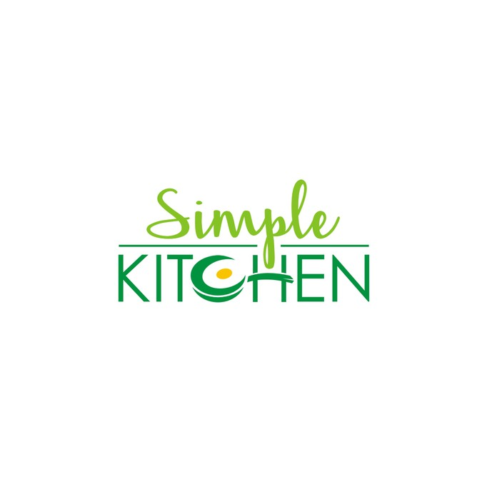 Simpel Kitchen Needs A Cool New Logo