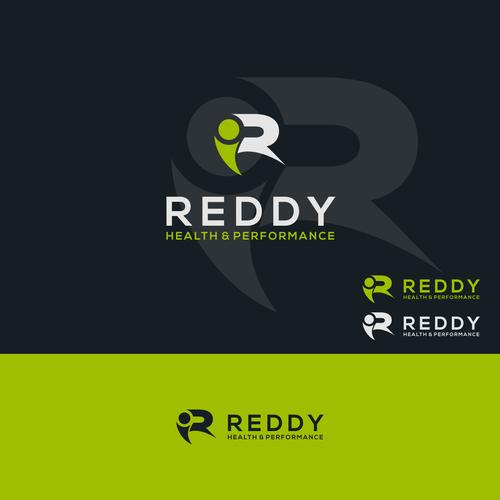 Logo for Reddy Health & Performance | Logo design contest