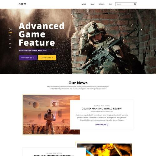 Design finalisti di WebGuru™