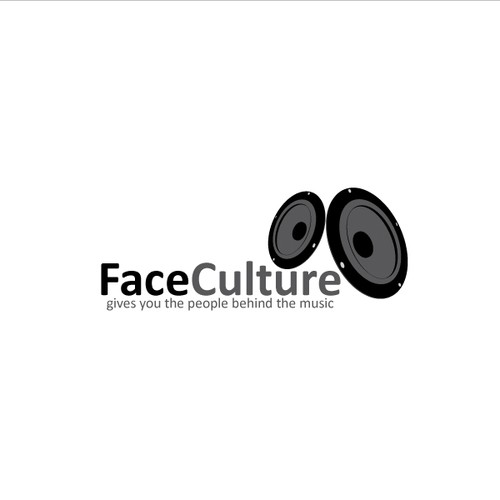 New logo needed for FaceCulture, the online music platform