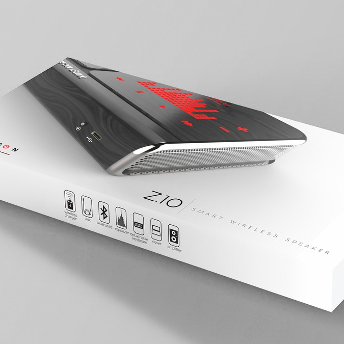 Winning design by agooshe