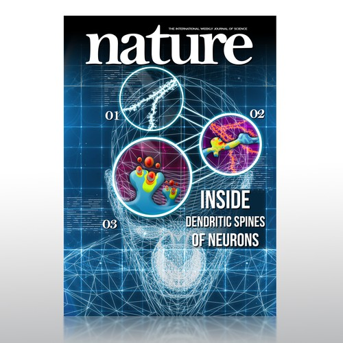 Design Science Journal Cambridge: Captivating Illustration For Cover Of Scientific Journal