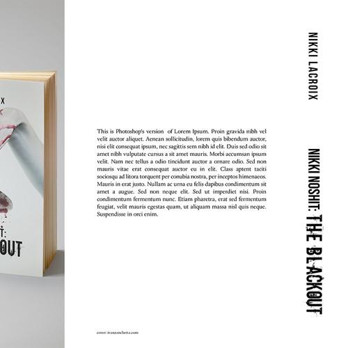 Runner-up design by iZed