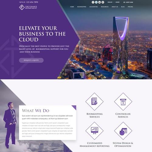 Design finalista por UD_Pro