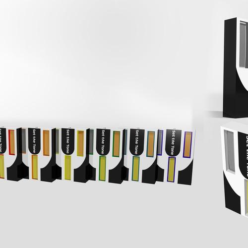 Runner-up design by Soturi