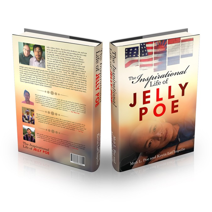 15 Year Old Jelly Poes Battle With Cancer Book Cover Contest