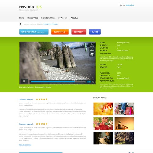 Design finalista por mcalpine7