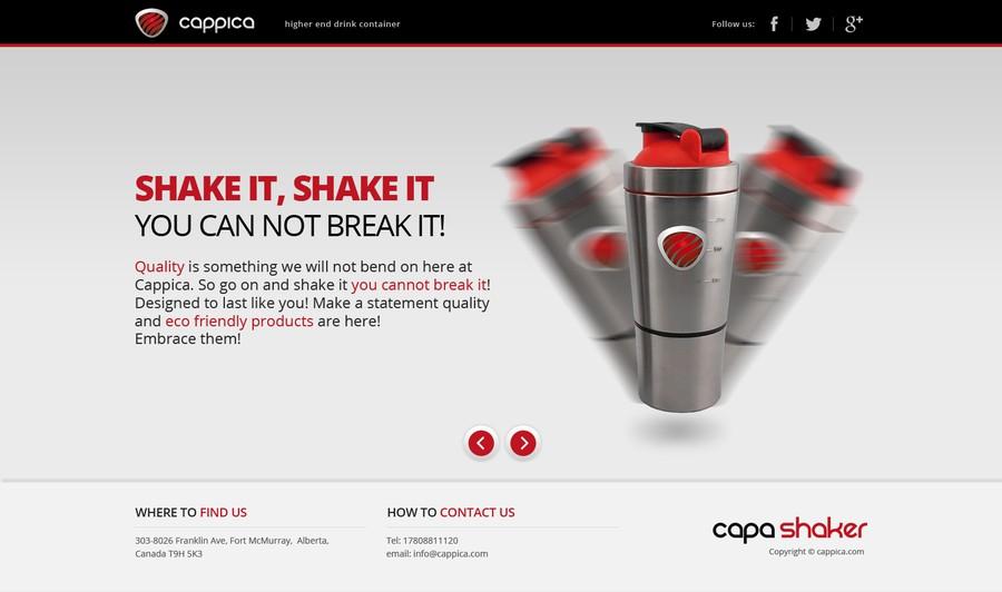 Diseño ganador de KapkaVino