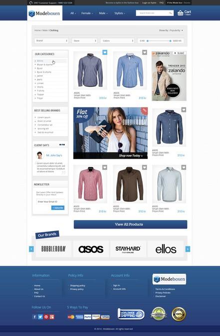 Design vencedor por Gowebbaby.com