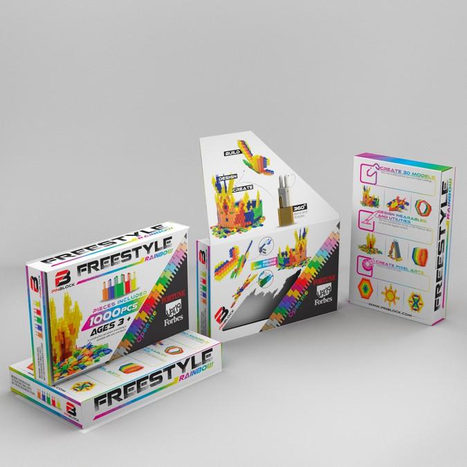 Winning design by syakuro
