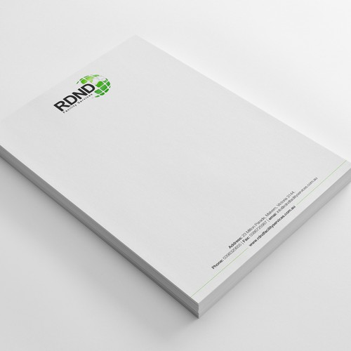 Runner-up design by REØdesign