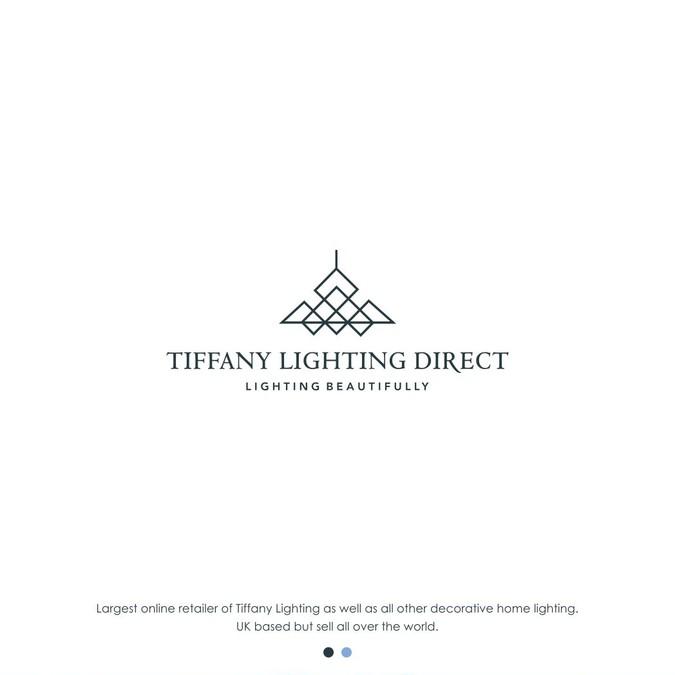 Tiffany Lighting Direct Logo Need Comic Sans Only