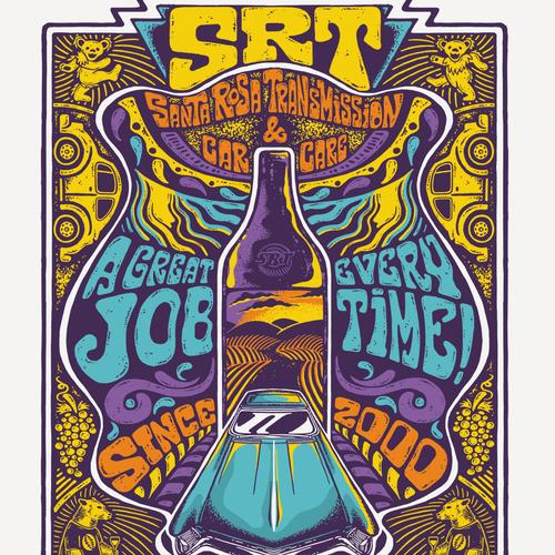Runner-up design by Johnny Kiotis