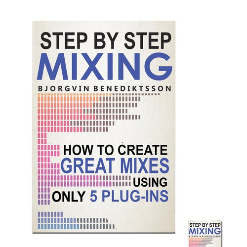Design a Best-Selling Book Cover for a Music Producer Design by milmar