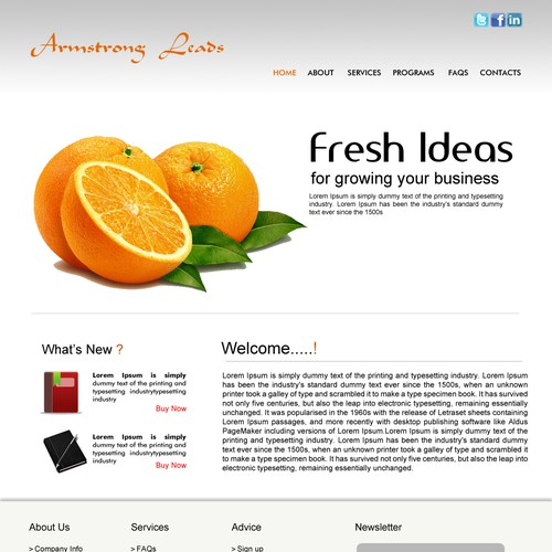 Runner-up design by smartways infotech