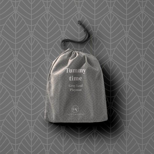 Runner-up design by Anxela Ruxa