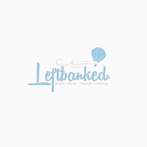 Create a stylish and chic logo for luxury fashion travel for Create blog logo