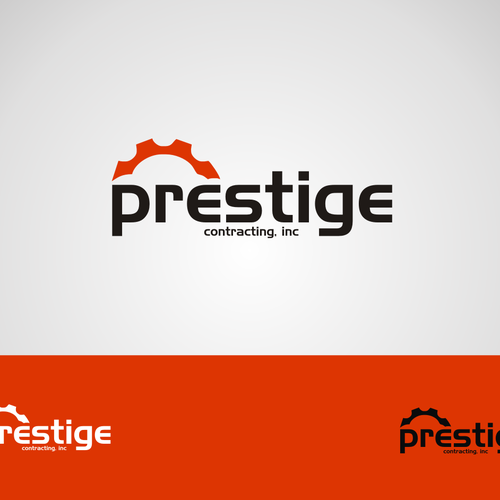 New Logo Wanted For Prestige Contracting Or Prestige Contracting