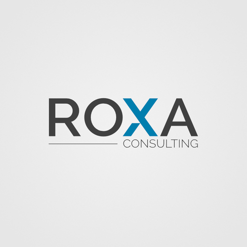 Content and technology collide at roxa create a logo for for Design and development consultants