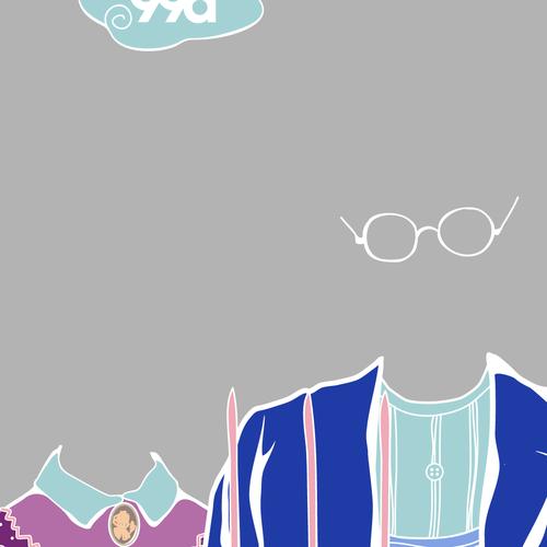 Design a quirky Snapchat geofilter to celebrate design - multiple winners! Design by zamajacnuna