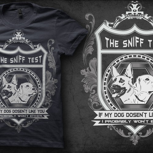 Design A Dog Shirt | T Shirt Design Contest For Dog Lovers T Shirt Wettbewerb